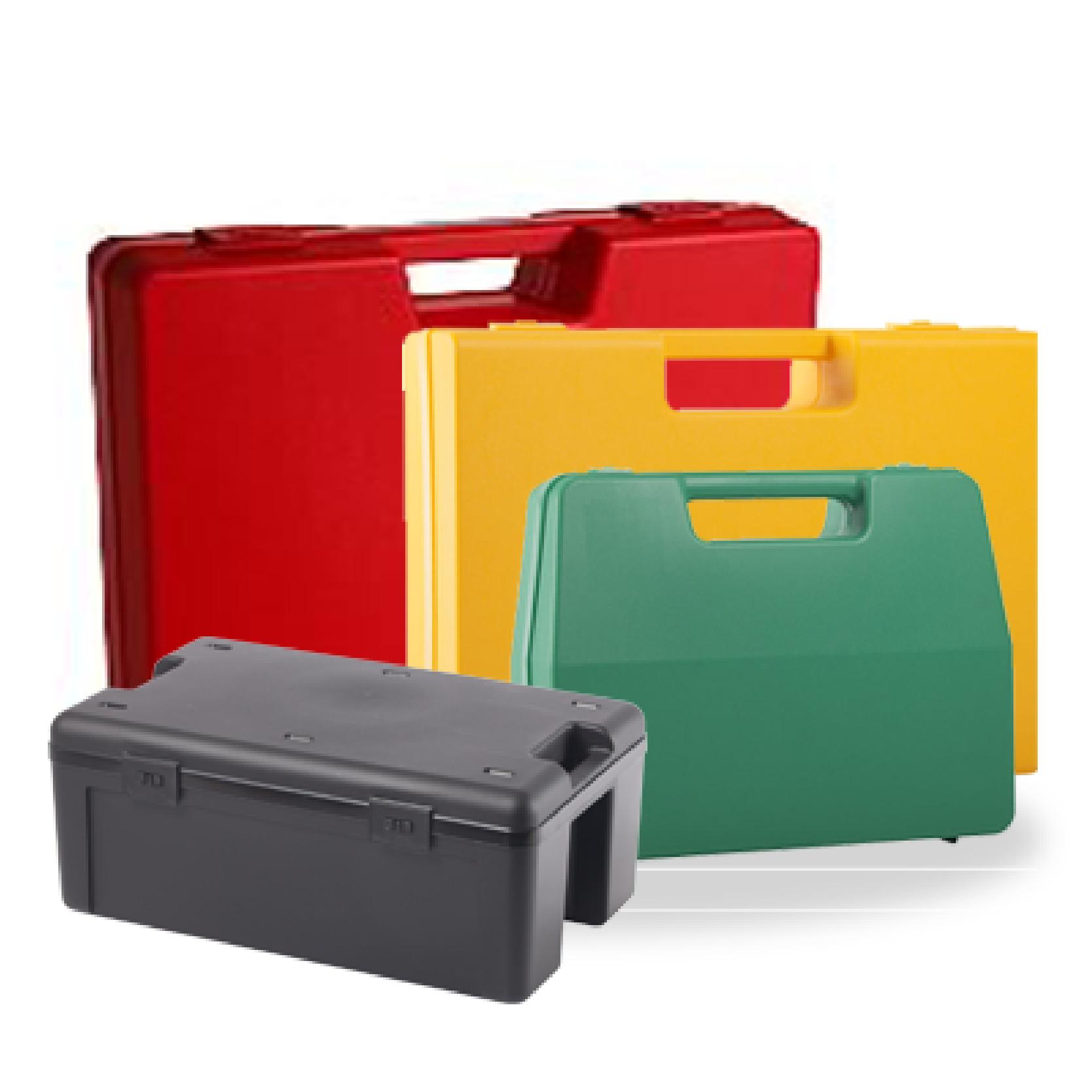 Gaggione eplasticase fabricant mallettes plastiques valises - technical cases boxes manufacturer