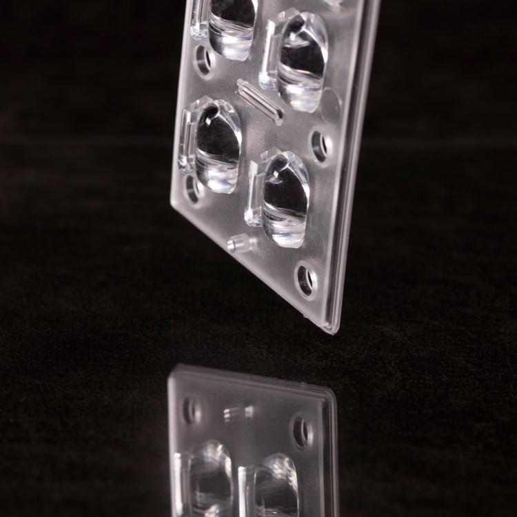 gaggione composants optiques plastiques éclairage de rue - optic street lighting